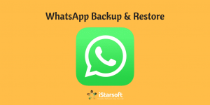 WhatsApp Backup & Restore