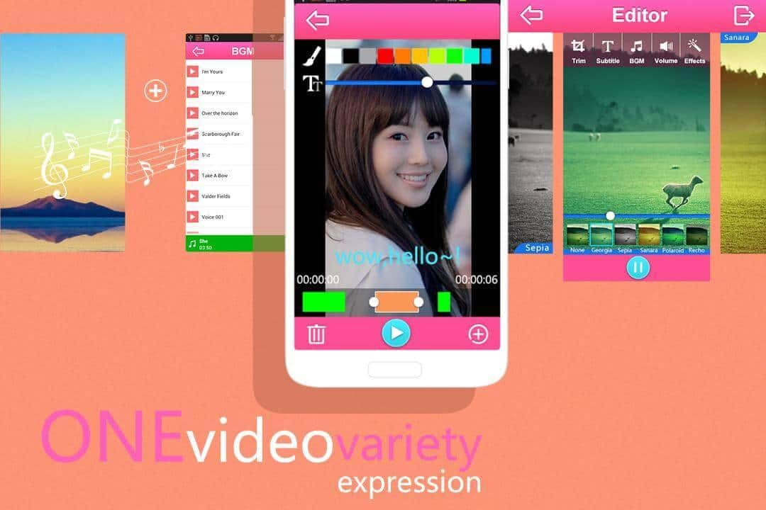 Video Joiner Apps - Video Show