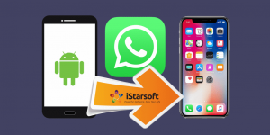 Transfer WhatsApp from Android to iPhone