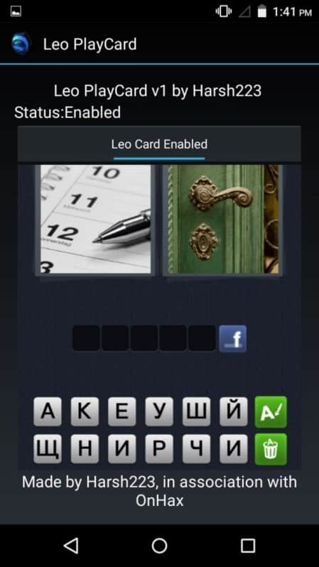 Android Game Hacker App - Leo PlayCard