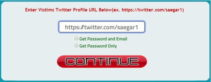 how to hack a twitter account with twithack.start-hacking.us