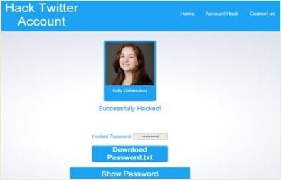 how to hack a twitter account with HowtohackTwitter.net