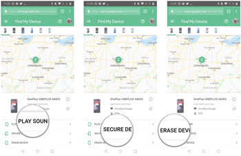 How to Track a Lost Phone with Find My Phone