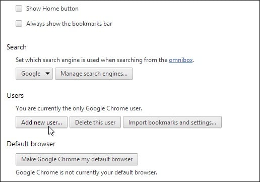 How to Block Adult Websites on Google Chrome with the help of chrome supervised user