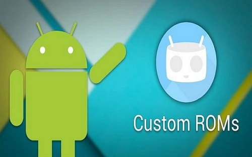 how to flash a phone by download a custom ROM