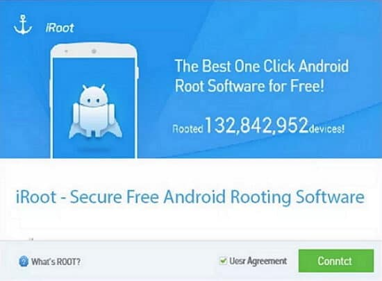Android Root Software - iRoot