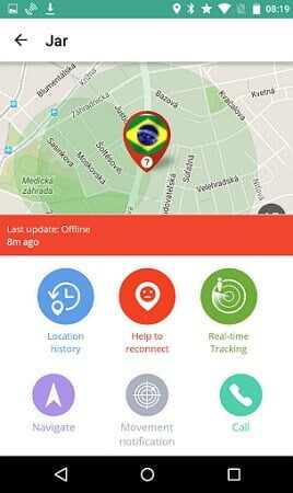 Sygic Family Locator Geofencing Apps