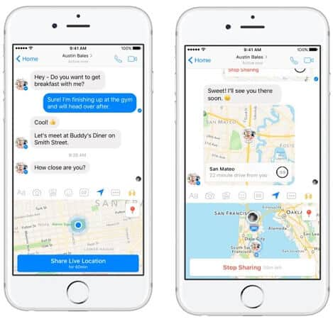 How to Find Someones Location on Facebook with Live Location Sharing