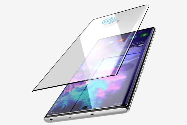 Best Screen Protector For Note 10 - Tozo Tempered Glass Screen Protector