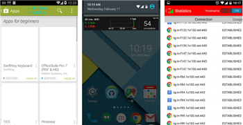 Android Network Monitor - Network Monitor Mini