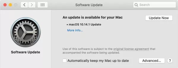 Update your Mac or Windows PC