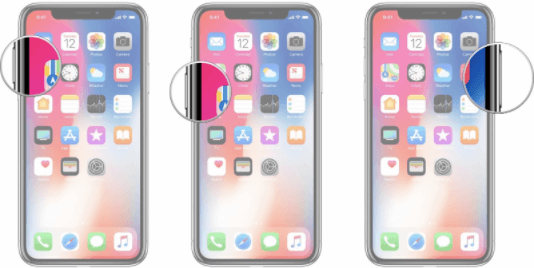 If you are using an iPhone 8, X or 11