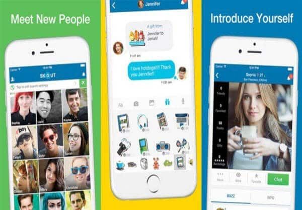 Introduction to Skout Dating Application