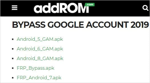 Introduction to addROM FRP