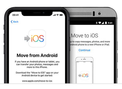 How to Transfer WhatsApp from Google Pixel to iPhone with Move to iOS