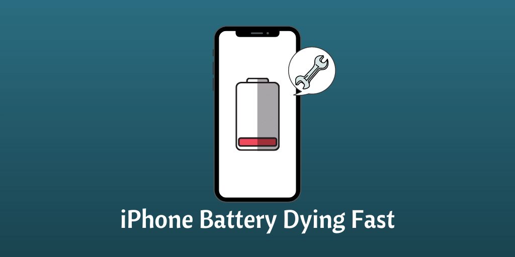 iPhone Battery Dying Fast