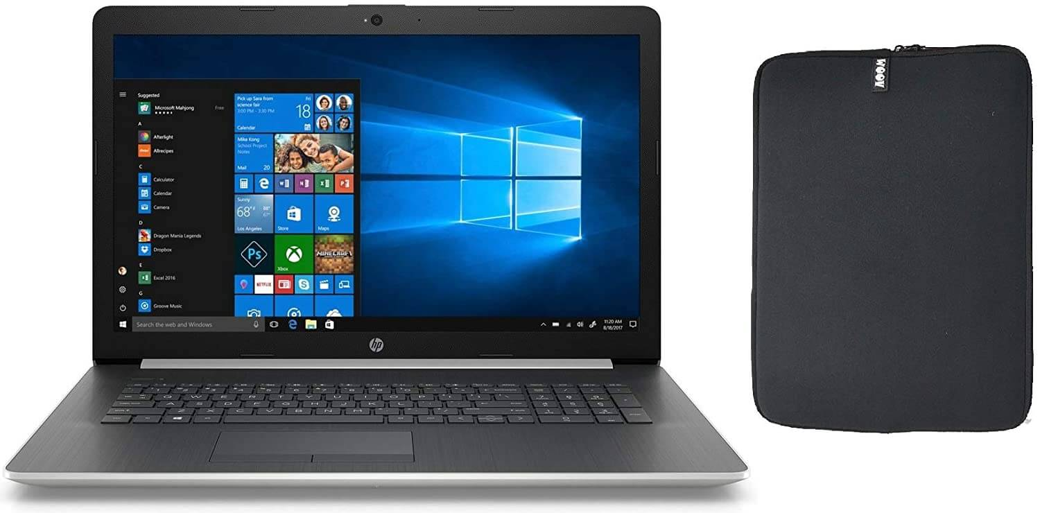 Best Laptop with DVD - HP 17.3