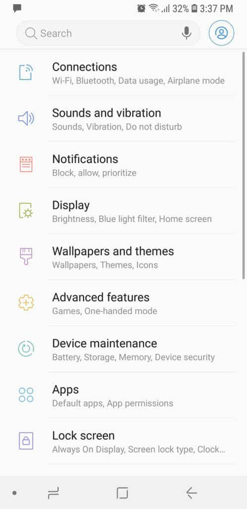 How to delete downloads on Android using