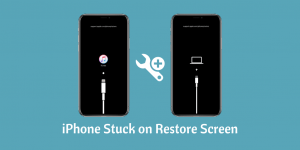 iPhone Stuck on Restore Screen