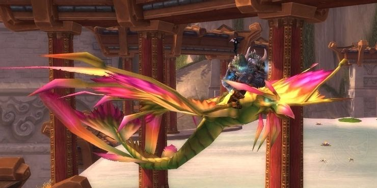 rarest mount in wow - Amani Dragonhawk