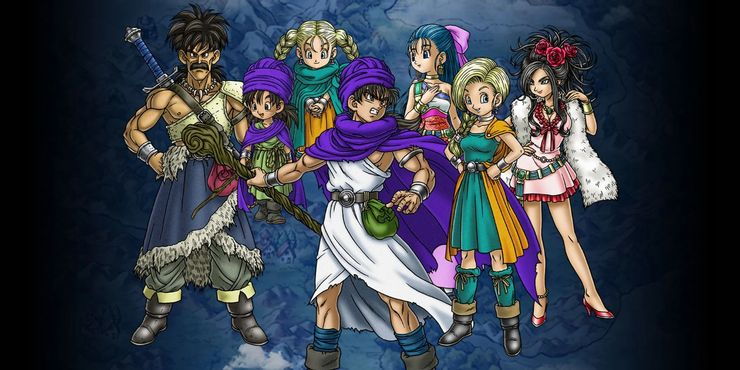 monster taming games pc - Dragon Quest V