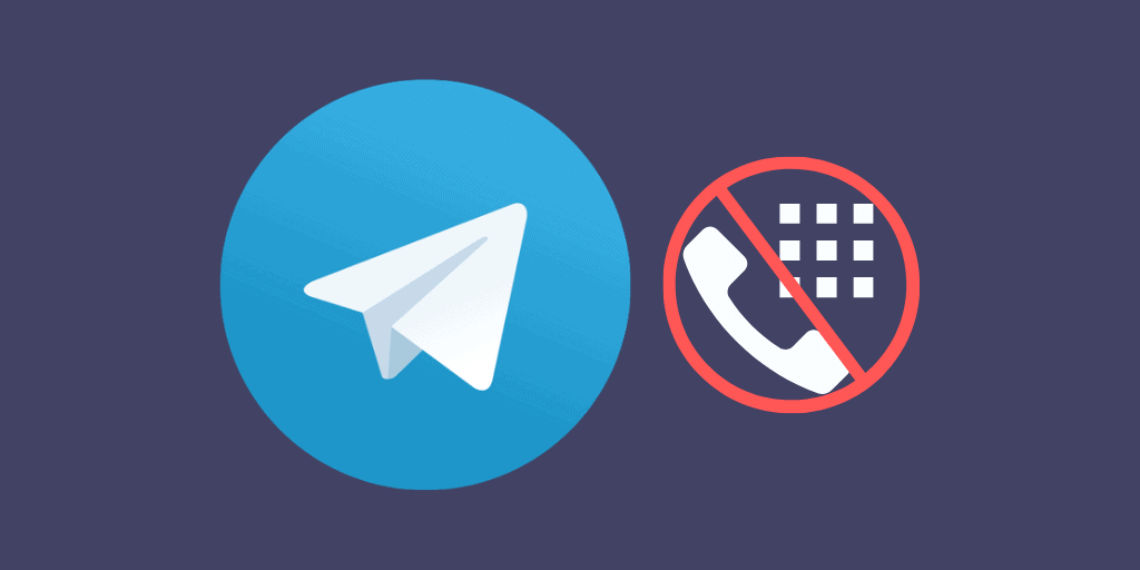 Telegram Without Phone Number