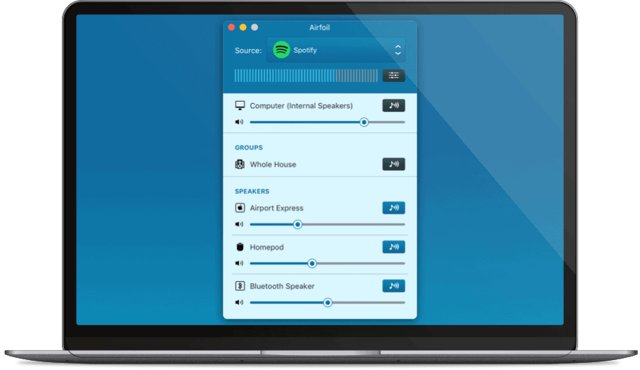 stream audio from PC to iPhone with Airfoil