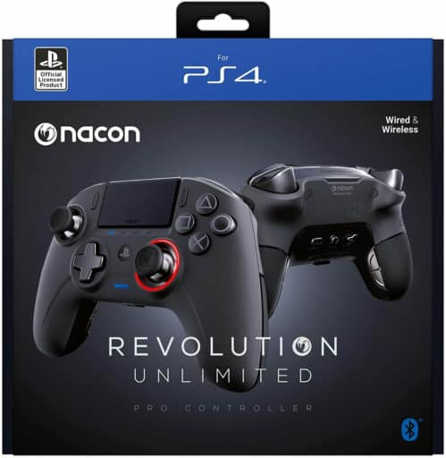 SCUF alternatives - NACON Controller Esports Revolution