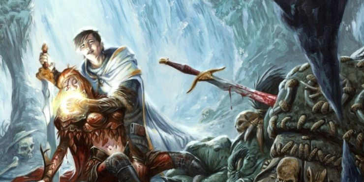 Best Necromancy Spells of Dungeons and Dragons - Revivify