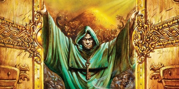 Best Necromancy Spells of Dungeons and Dragons - Toll the Dead