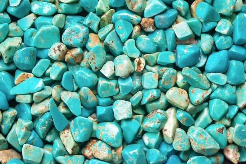 Where to Find Crystals - Turquoise