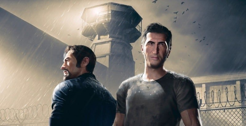 PS4 Games to Play with Girlfriend - A Way Out