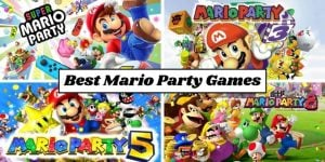 Best Mario Party Games