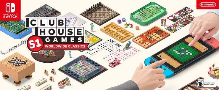 games like Overcooked - Clubhouse Games: 51 Worldwide Classics