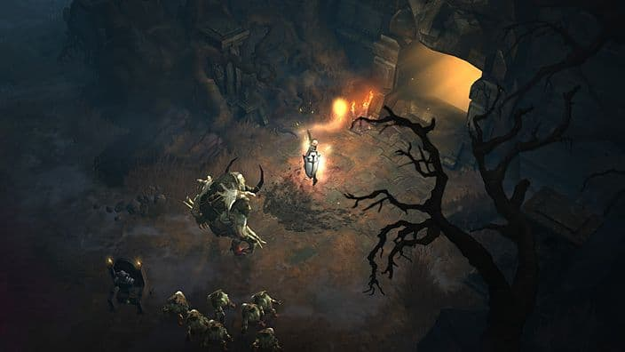 PS4 Games to Play with Girlfriend - Diablo 3