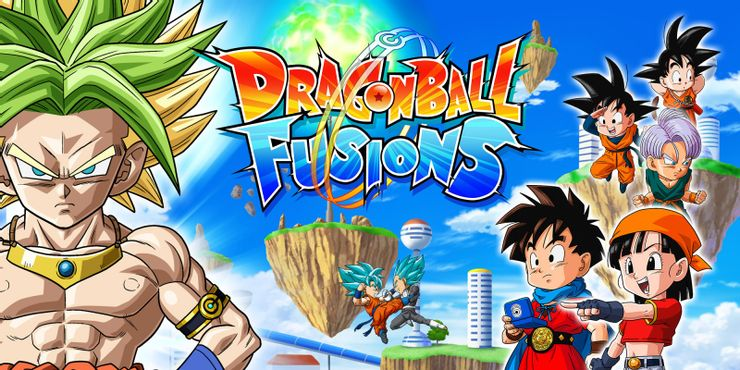 Best Dragon Ball Z Game - Fusions