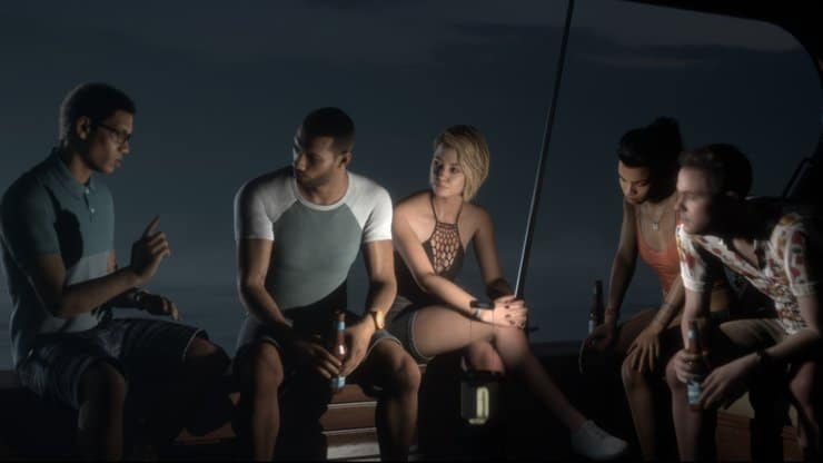 PS4 Games to Play with Girlfriend - Man of Medan