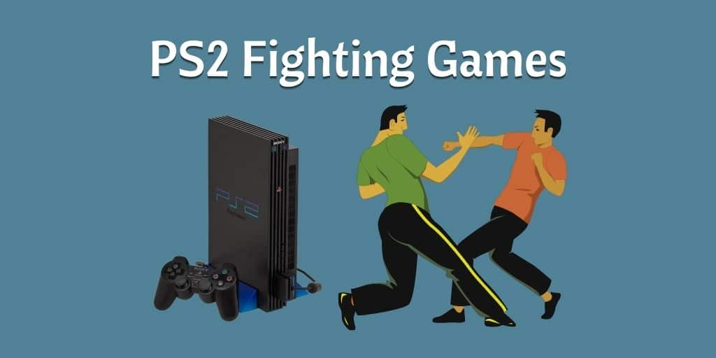 PS2 Fighting Games