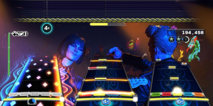 PS4 Games to Play with Girlfriend - Rock Band 4