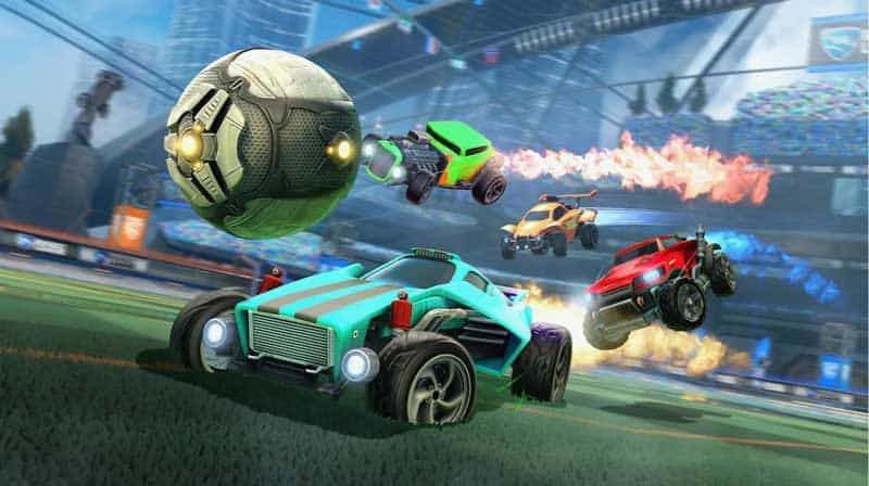 PS4 Games to Play with Girlfriend - Rocket League