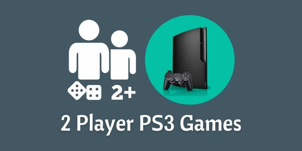 2 Player PS3 Games