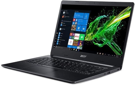 Best laptop for video editing under $1000 dollars - Acer Aspire 5