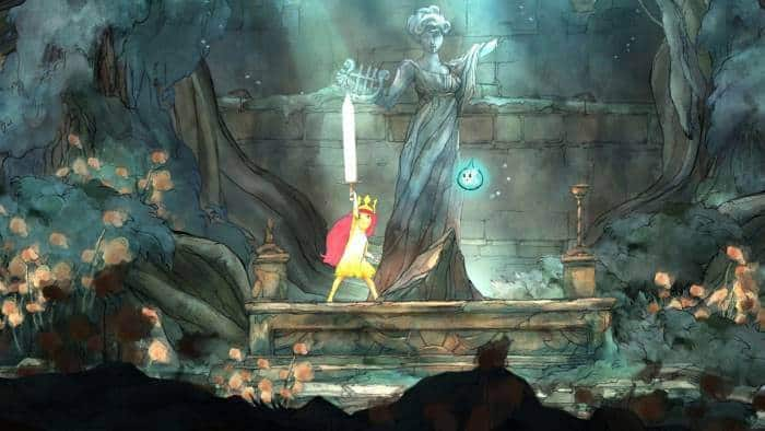 Best 2 Player PS3 Games - Child of Light