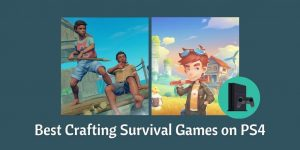 Crafting Survival Games PS4