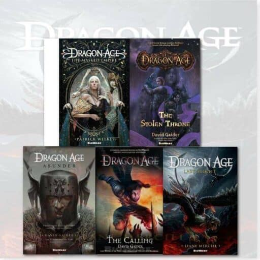 Best Book Based on Video Games - Dragon Age