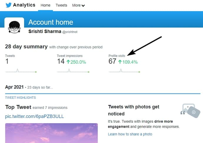 How to see who visited my Twitter profileusing a third-party tool