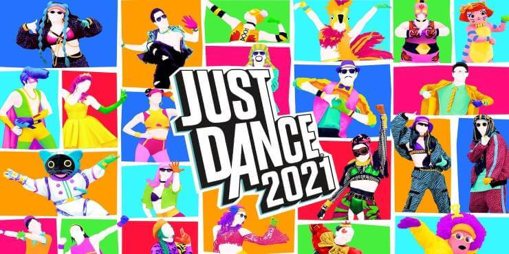 Nintendo Switch Games for Girls - Just Dance 2021