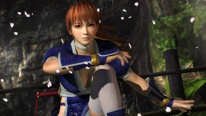 Hottest Girls In Gaming - Kasumi