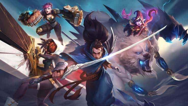League of Legends: The Biggest MOBA