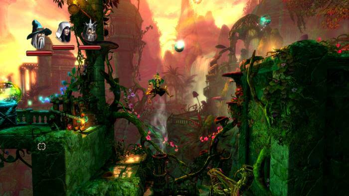Best 2 Player PS3 Games - Trine 2